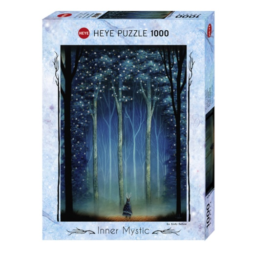 Heye Pussel: Forest Cathedral 1000 Bitar