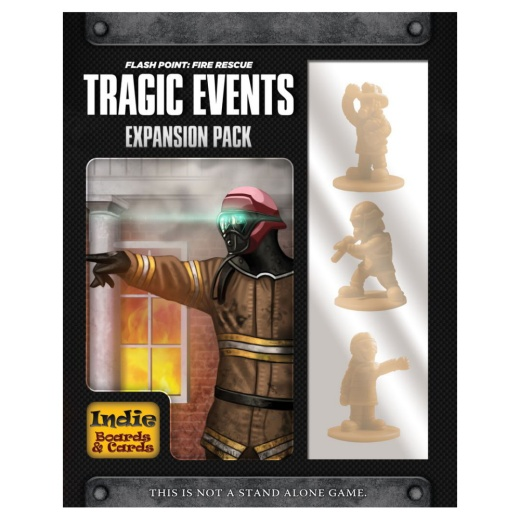 Flash Point: Fire Rescue - Tragic Events (Exp.)