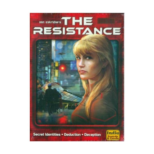 The Resistance (3rd. ed.)