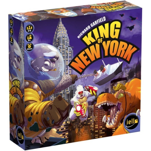 King of New York (Swe.)