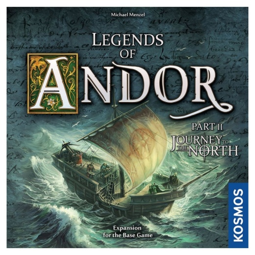 Legends of Andor: Journey to the North (Exp.)