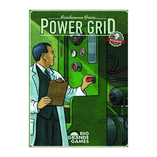 Power Grid Recharged (Swe.)