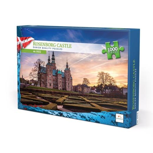 Pussel - Rosenborg Castle 1000 Bitar