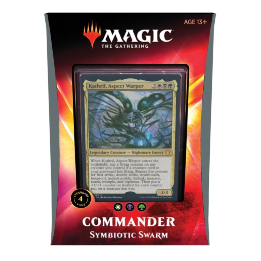 Magic: The Gathering - Ikoria Commander 2020: Symbiotic Swarm