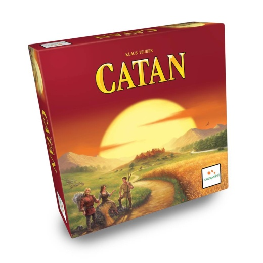 Catan (Swe.) i gruppen SÄLLSKAPSSPEL / Strategispel hos Spelexperten (MDG101S)