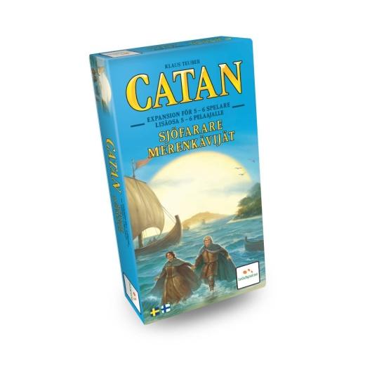 Catan: Sjöfarare 5-6 spelare (Exp.)