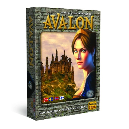 The Resistance: Avalon (Swe.)