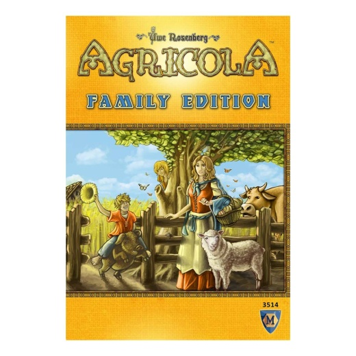 Agricola: Family Edition (Eng.)