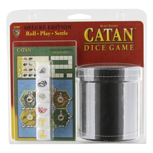 Catan - Dice Game Deluxe