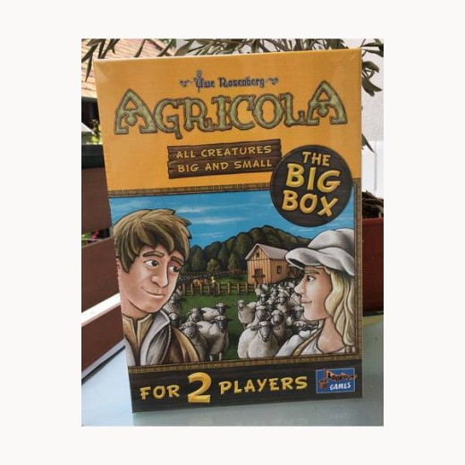 Agricola: All creatures big and small the big box