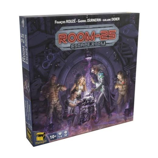 Room 25: Escape Room (Exp.)