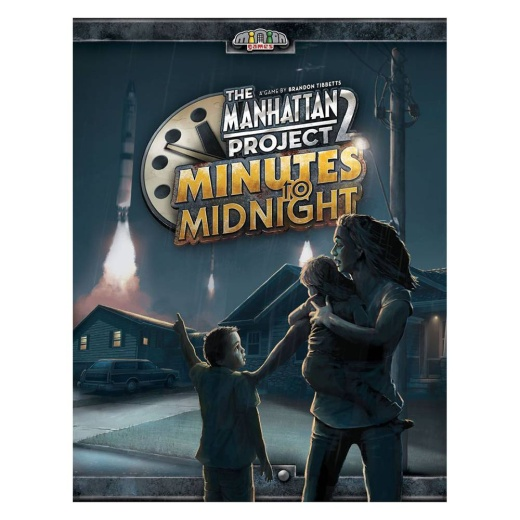 The Manhattan Project 2: Minutes to Midnight i gruppen SÄLLSKAPSSPEL / Strategispel hos Spelexperten (MNIMM100)