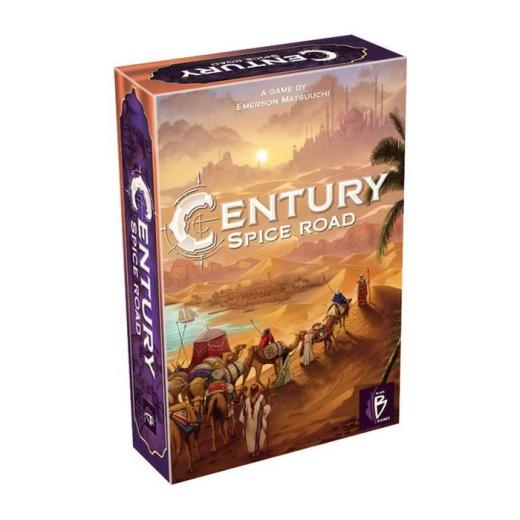 Century: Spice Road (Sw.)