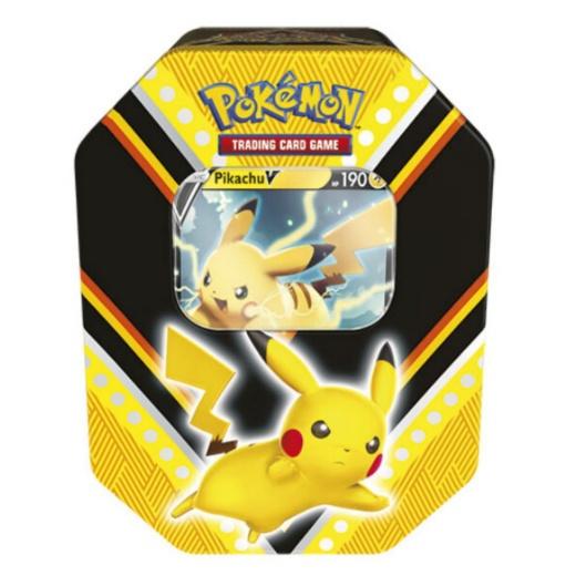Pokémon TCG: V Power Tin - Pikachu
