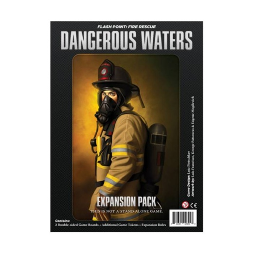 Flash Point: Fire Rescue - Dangerous Waters (Exp.)