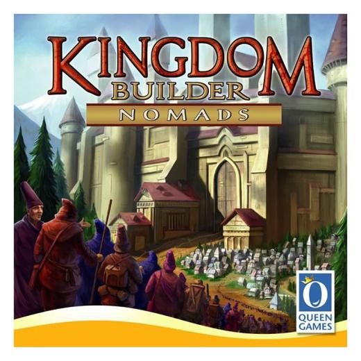 Kingdom Builder: Nomads (Exp)