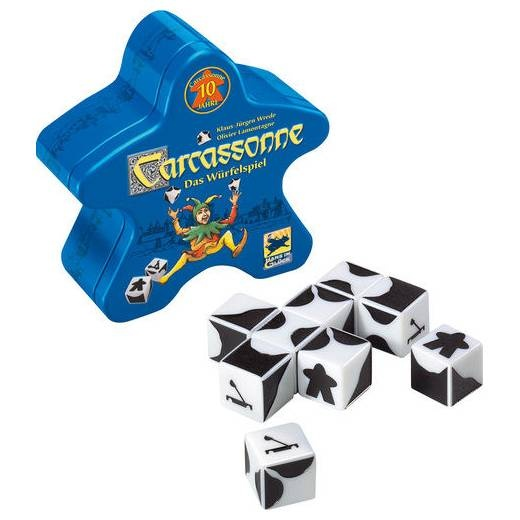 Carcassonne: Dice Game