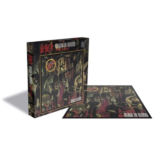 Pussel 500 bitar - Slayer Reign in Blood