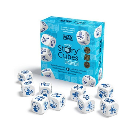 Rory's Story Cubes Actions Maxi