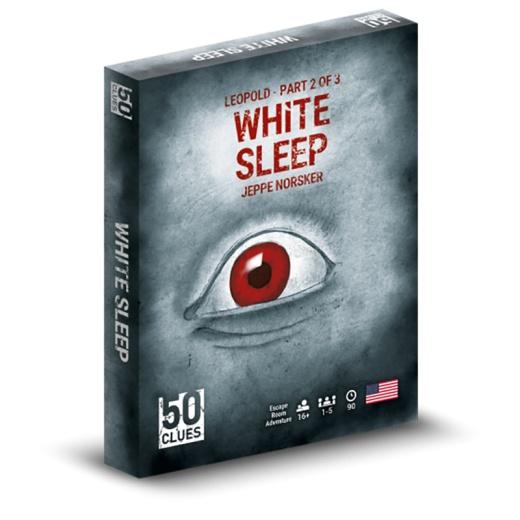 50 Clues: White Sleep
