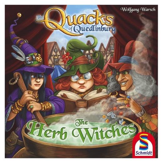 The Quacks of Quedlinburg: The Herb Witches (Exp.)