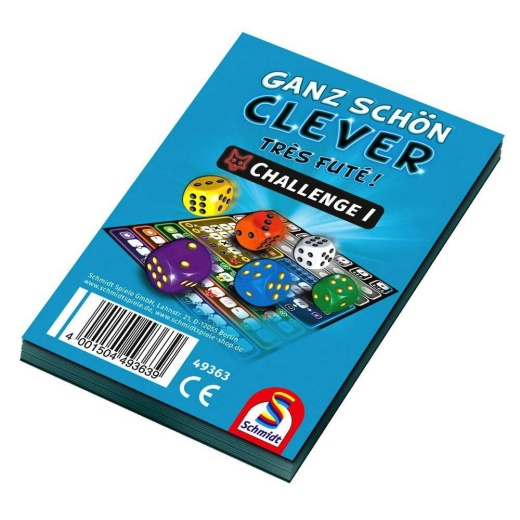 Clever - Challengeblock