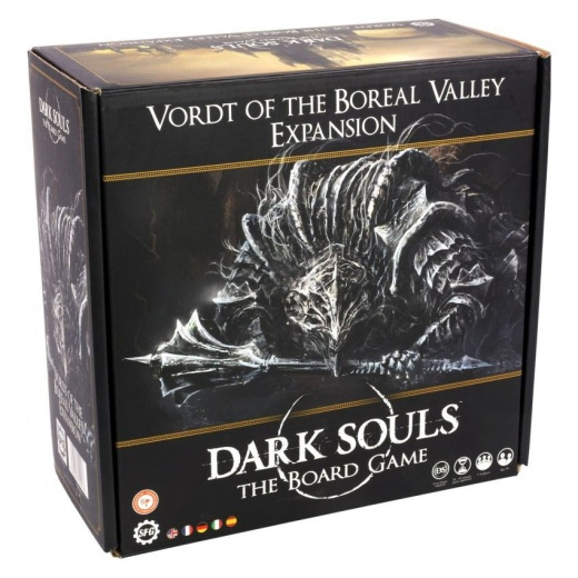 Dark Souls: The Board Game - Vordt of the Boreal Valley (Exp.) i gruppen SÄLLSKAPSSPEL / Expansioner hos Spelexperten (SFDS012)