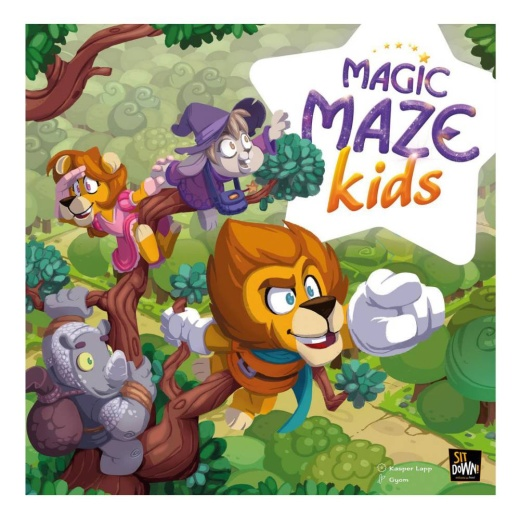 Magic Maze Kids (Eng.)
