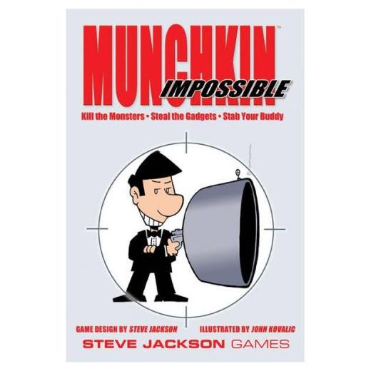 Munchkin: Impossible