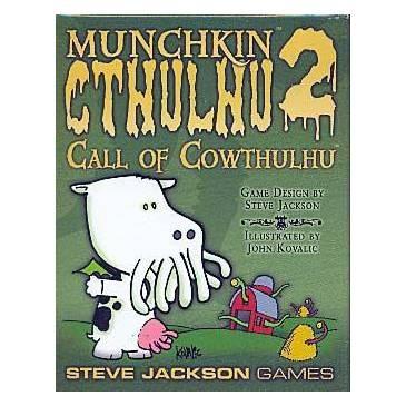 Munchkin Cthulhu 2: Call of Cowthulhu (Exp.)