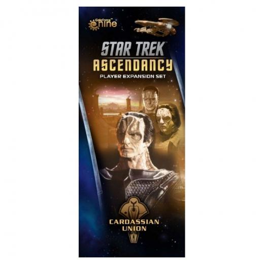 Star Trek: Ascendancy Cardassian Union (Exp).