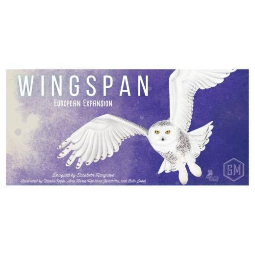Wingspan: European Expansion (Exp.)