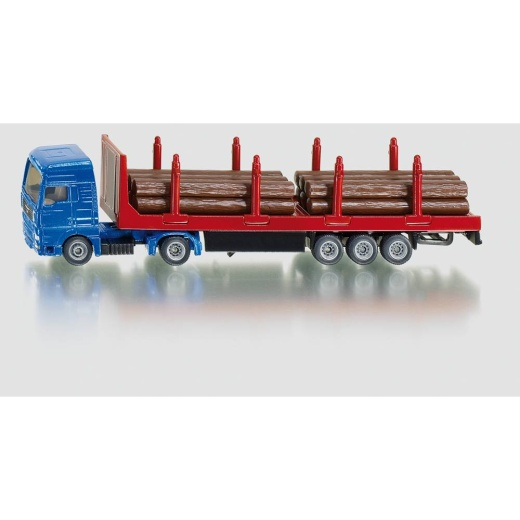 Siku Super - 1659 Holz-Timmertransport