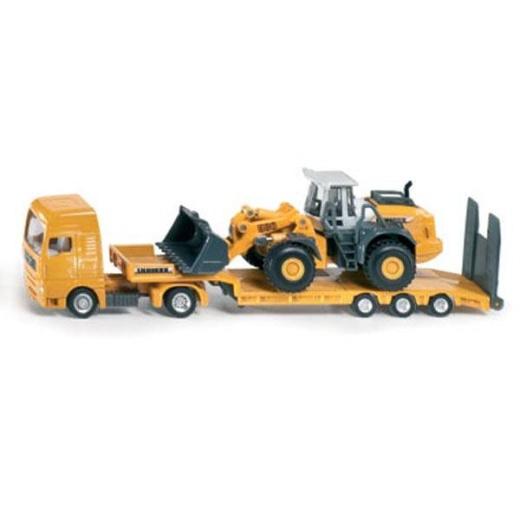 Siku 1:87 - 1839 Lastbil med Hjullastare