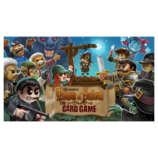 Town of Salem: The Card Game