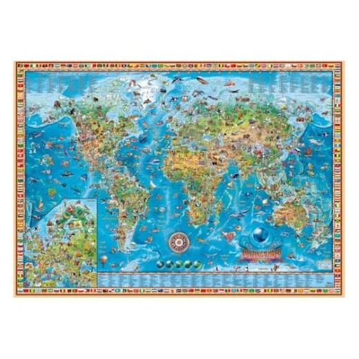 Heye Pussel: Amazing World 2000 bitar