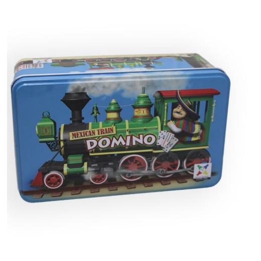 Mexican Train - Tinbox