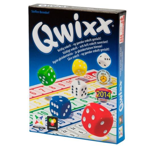 Qwixx (Swe)