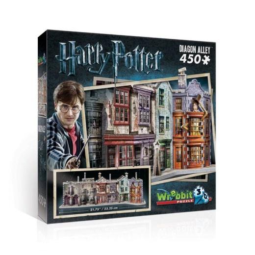 Wrebbit - Harry Potter Diagon alley