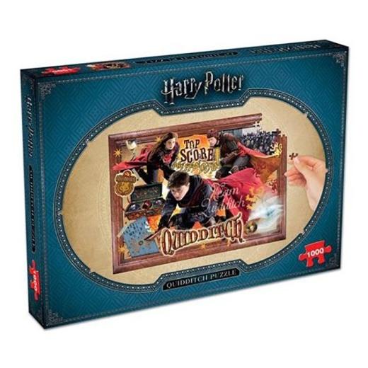 Harry Potter - Quidditch - 1000 Bitar