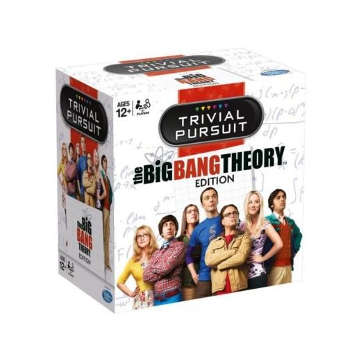 Trivial Pursuit Bitesize: The Big Bang Theory