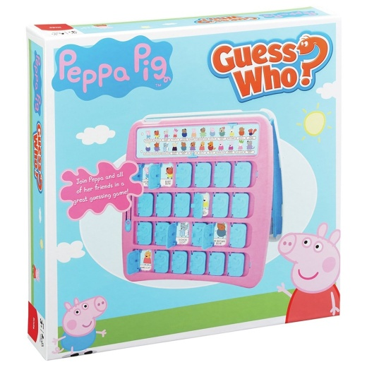 Guess Who? Peppa Pig