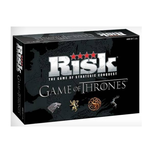 Risk: Game of Thrones - Deluxe Edition