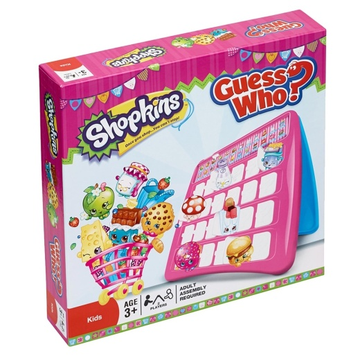 Guess Who? Shopkins