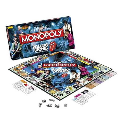 Monopoly: The Rolling Stones Collector's Edition
