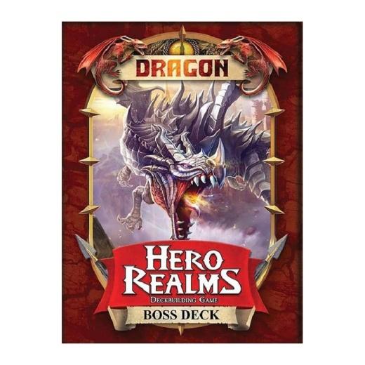 Hero Realms: Boss Deck - The Dragon (Exp)