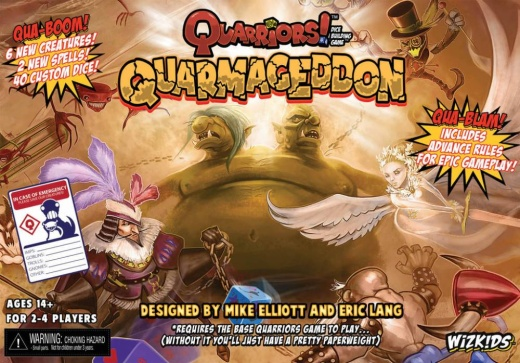 Quarriors! - Quarmageddon (Exp.)