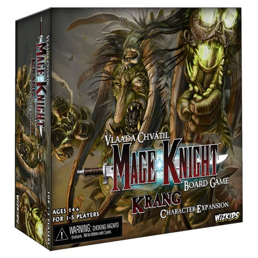 Mage Knight Board Game: Krang Character Expansion (Exp.)