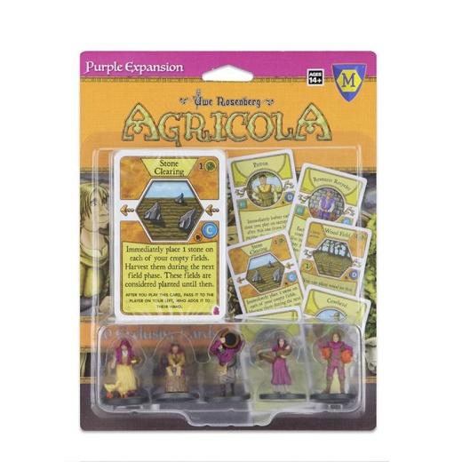 Agricola: Purple (Exp.)