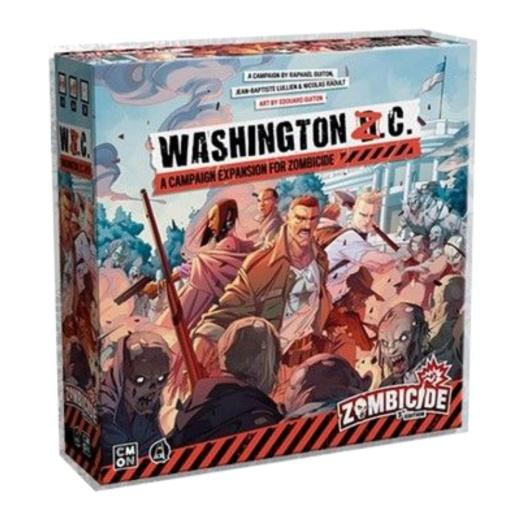 Zombicide 2nd Ed: Washington Z.C. (Exp.)